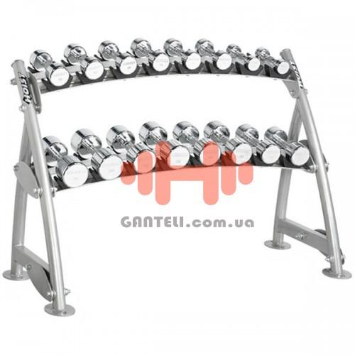 Подставка для гантелей на 8 пар Hoist Freeweight, код: CF-3462-2