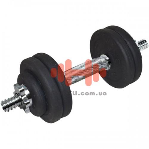 Гантель CrossGym 15,5 кг, код: A00313