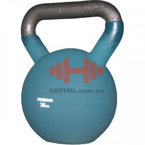 Гиря Foreman: 36 кг., код: FM-GN36