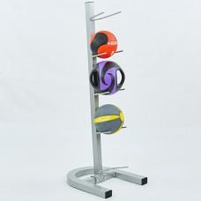 Стойка для медболов FitGo, код: TA-8218