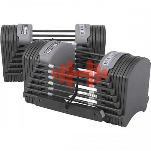 Гантель наборная Power Block: 2 шт. х 11 кг., код: HM-PR-11