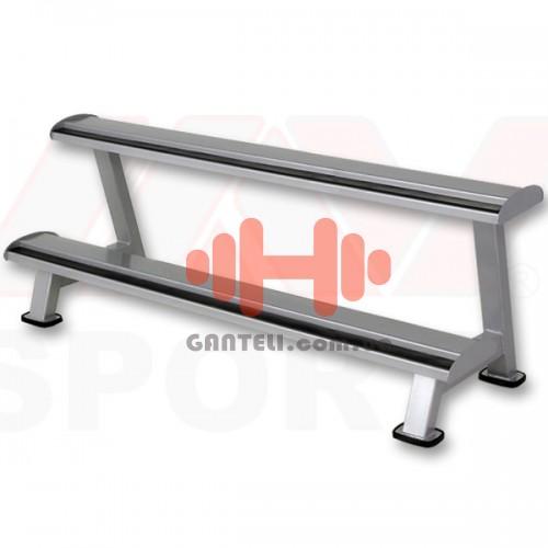 Подставка для гантелей 10 пар CrossGym, код: MV1125