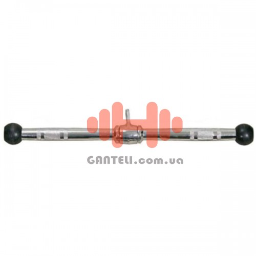 Ручка для тяги InterAtletika прямая 460 мм., код: E5-21