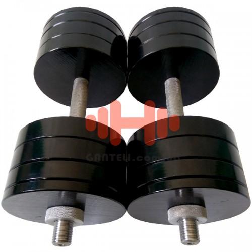 Гантель CrossGym 34 кг (пара), код: SG34