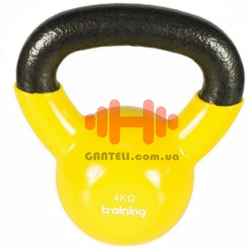 Гиря Training ShowRoom Fitness Premium 2 кг, код: A04.03.005-4
