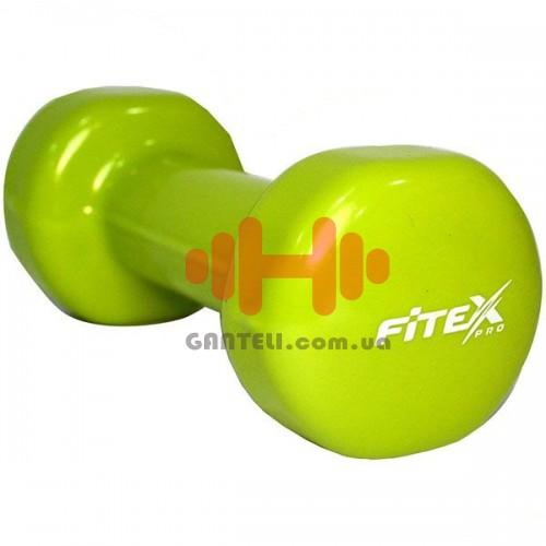 Гантель для фитнеса Fitex 2 кг, код: MD2015-2V
