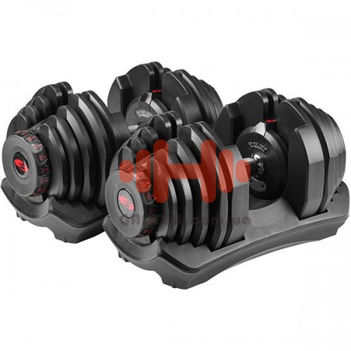 Наборные гантели Bowflex SelectTech: 2х41 кг., код: BW1090I