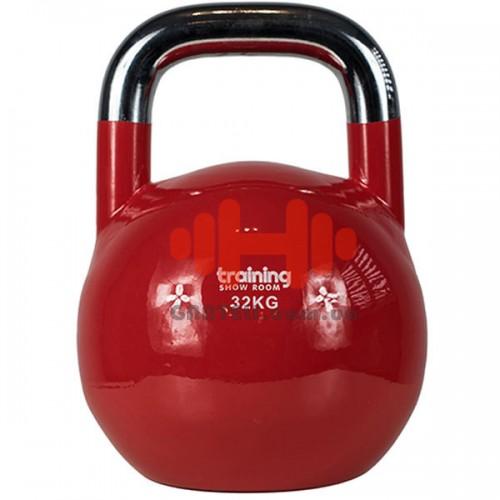 Гиря для кросс-фита Training ShowRoom Competition Premium 32 кг, код: A04.03.002-32
