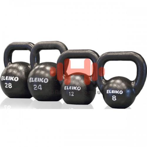 Гиря для Eleiko чугунная 4-56 кг., код: 380-0XXX