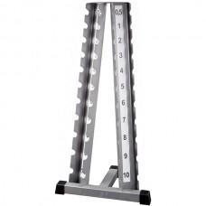 Стойка под гантели (0,5-10 кг.) InterAtletika Gym Business, код: BT403.1