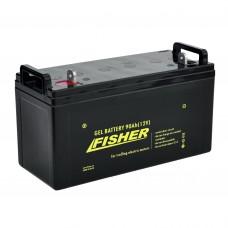 Гелевый аккумулятор Fisher 90Ah 12V, код: 90Ah
