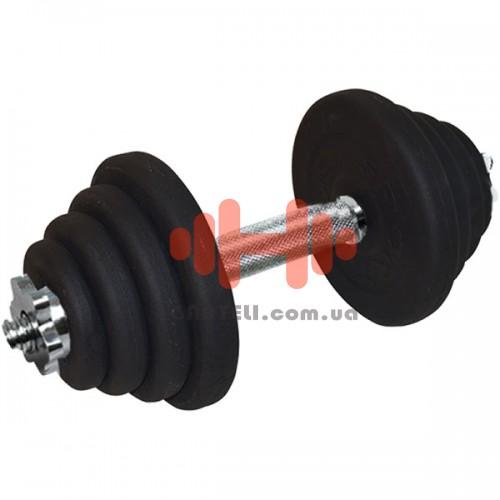 Гантель CrossGym 23 кг, код: A00316