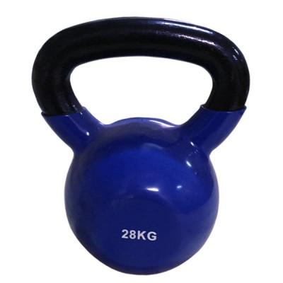 Виниловая гиря 28 кг Rising Vinyl kettlebell 28 kg, код: DB2174-28