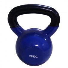 Гиря виниловая Rising 28 кг., код: DB2174-28