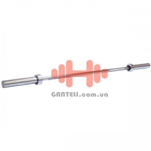 Гриф - олимпийский Stein 320 кг. D=50 мм. L=1520 мм., код: DB0014