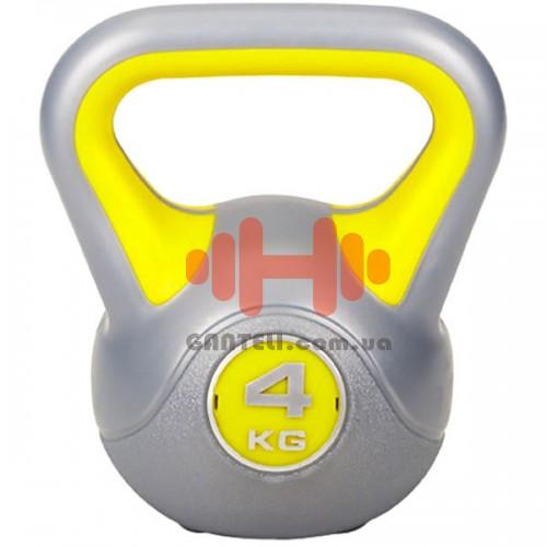 Гиря Hop-Sport 4 кг., код: HD901