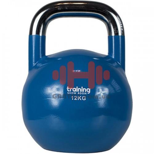 Гиря для кросс-фита Training ShowRoom Competition Premium 12 кг, код: A04.03.002-12