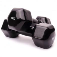 Гантель для фитнеса Alex 2х5, код: VDD-05