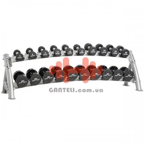 Подставка для гантелей на 10 пар Hoist Freeweight, код: CF-3461-2