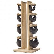 Гантельный ряд Nohrd Swing Tower Ash, код: W13201