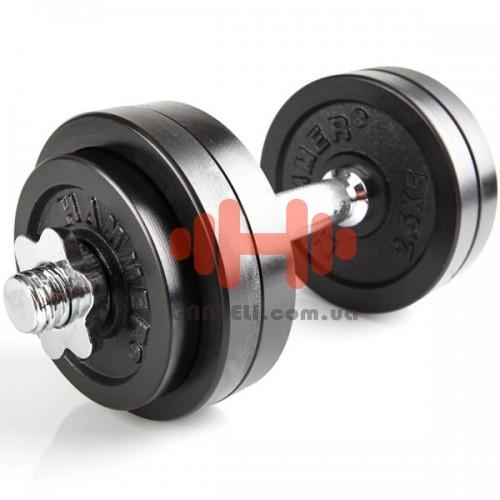 Гантель Hammer 15 кг, код: H-6721