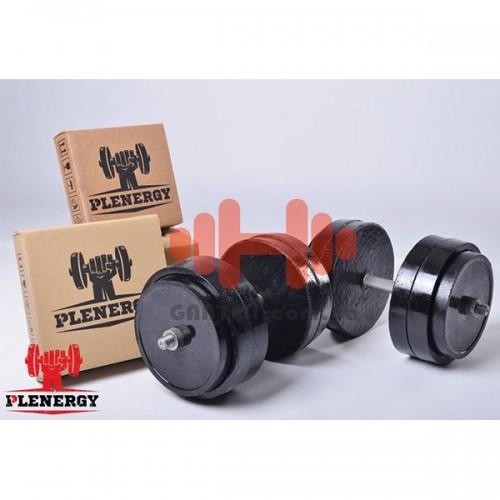 Гантели разборные Plenergy 2х27 кг., код: RV-01
