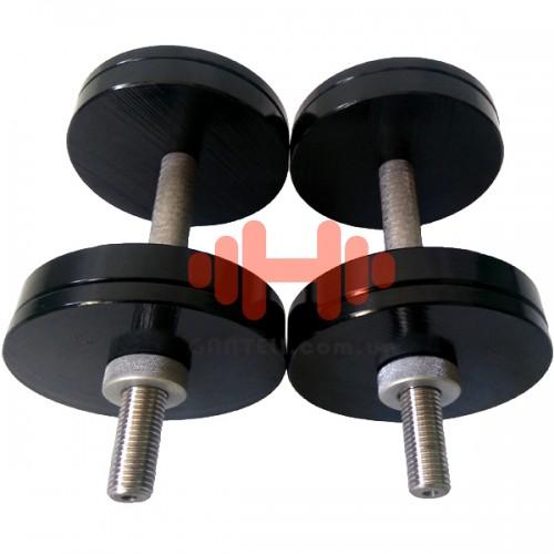 Гантель CrossGym 14 кг (пара), код: SG14