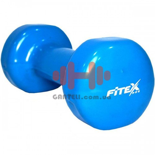 Гантель для фитнеса Fitex 3 кг, код: MD2015-3V