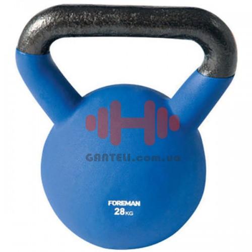 Гиря Foreman: 28 кг., код: FM-BL28