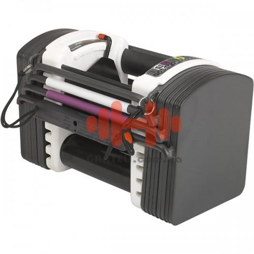 Гантель наборная Power Block: 2 шт. х 22 кг., код: HM-PR-22