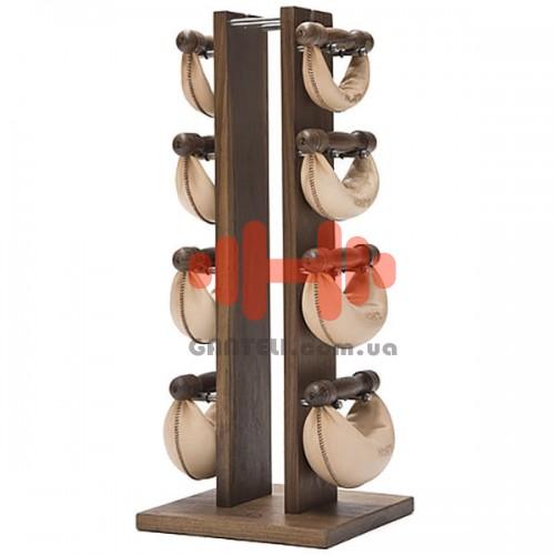 Гантельный ряд Nohrd Swing Tower Walnut, код: W13209