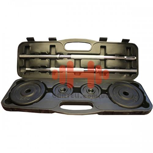 Штанга USA Style 25 кг., код: SS-LDBS-212-D30