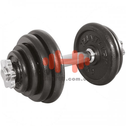 Гантель Tunturi 15 кг, код: 14TUSCL235
