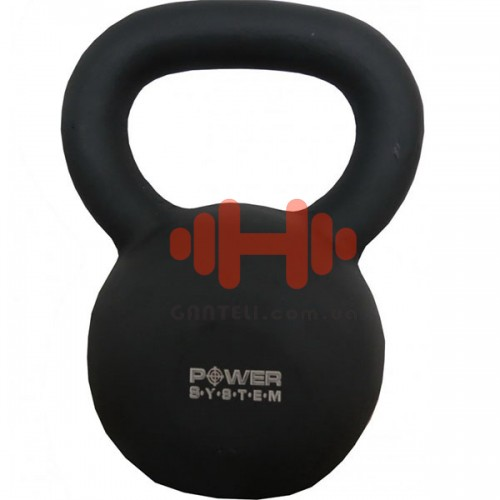 Гиря Power System 24 кг., код: PS-4103