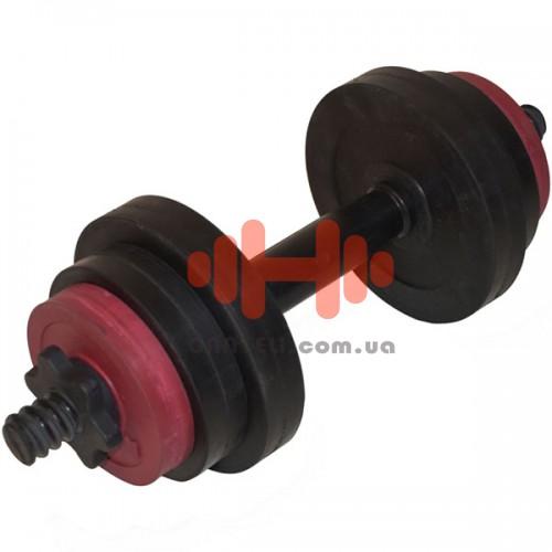 Гантель CrossGym 13 кг, код: A00304