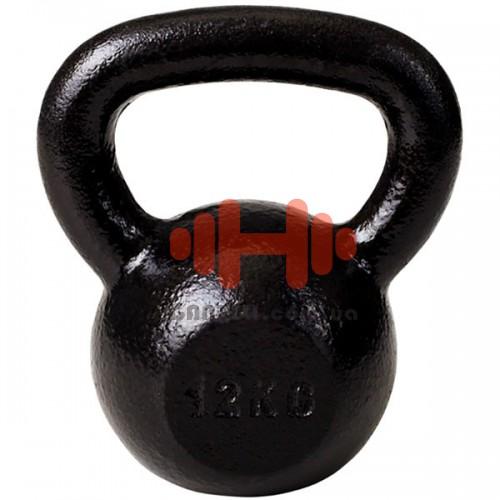 Гиря Hop-Sport 12 кг, код: 100095-12