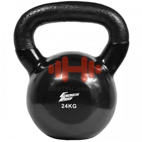 Гиря обрезиненная Energetic Body 24 кг., код: HD012