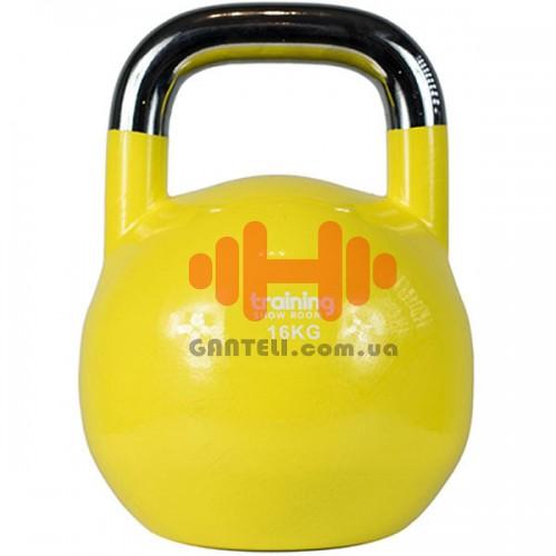 Гиря для кросс-фита Training ShowRoom Competition Premium 16 кг, код: A04.03.002-16