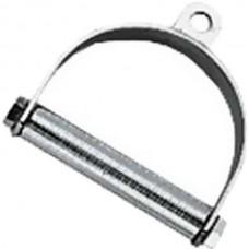 Ручка для тяги InterAtletika закрытая на дельту/бицепс, код: D4-23