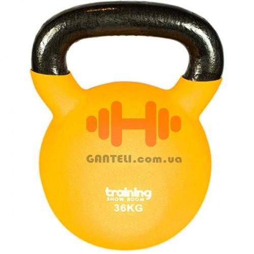 Гиря Training ShowRoom Fitness Premium 36 кг, код: A04.03.003-36