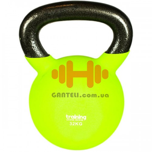 Гиря Training ShowRoom Fitness Premium 32 кг, код: A04.03.003-32