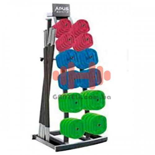 Стойка для штанг Apus Space Bar, код: AS-030