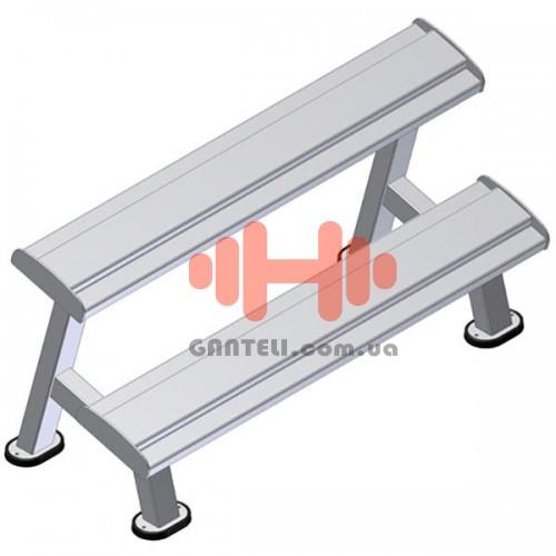 Подставка для гантелей на 6 пар SportechD, код: TK-130