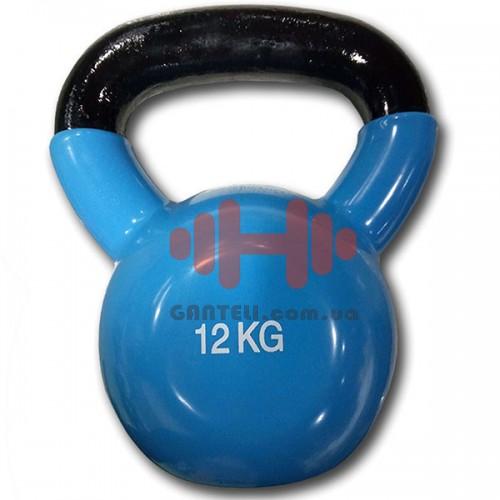 Гиря виниловая Explode 12 кг, код: MD2201-12