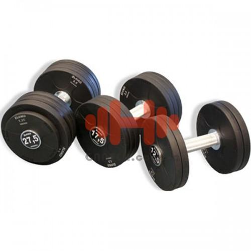 Гантельный ряд Eleiko 6 пар (10-20 кг.), art: 375-0XXX