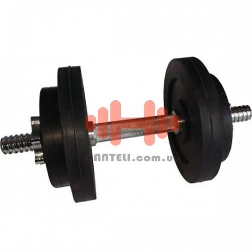 Гантель наборная Newt 1x10 кг., код: NE-R-968-747-10