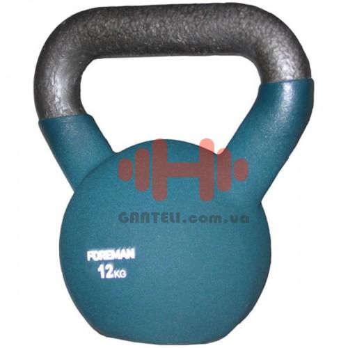 Гиря Foreman: 12 кг., код: FM-GN12