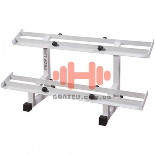 Стойка под гантели (6 пар) InterAtletika Gym Business, код: BT401
