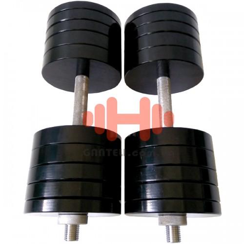 Гантель CrossGym 44 кг (пара), код: SG44