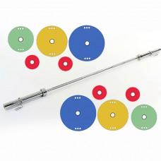 Штанга Olympic Newt 55 кг., код: SH-16